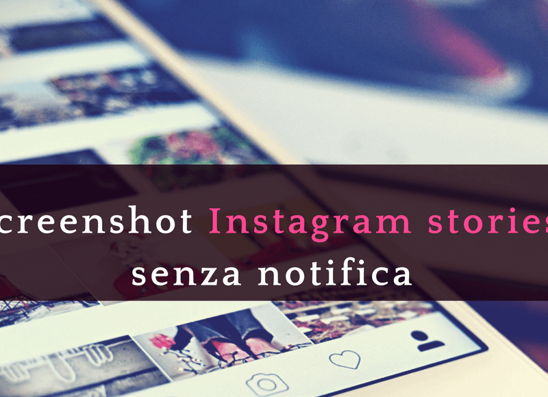 screenshot alle instagram stories